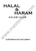download ebook Halal Dan Haram Dalam Islam Yusuf Al-Qardhawi gratis PDF