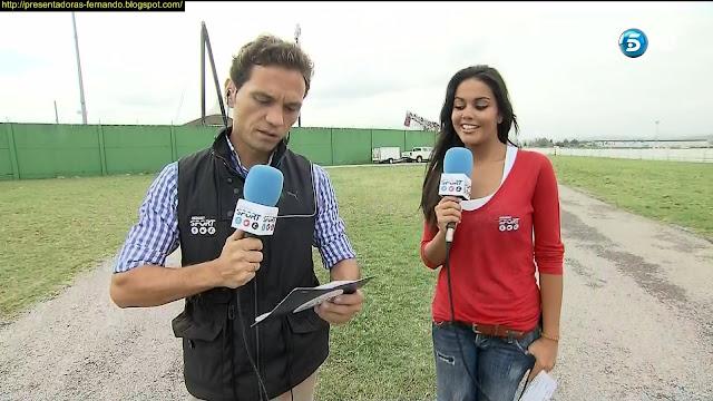 Lara Alvarez Mundial MotoGP
