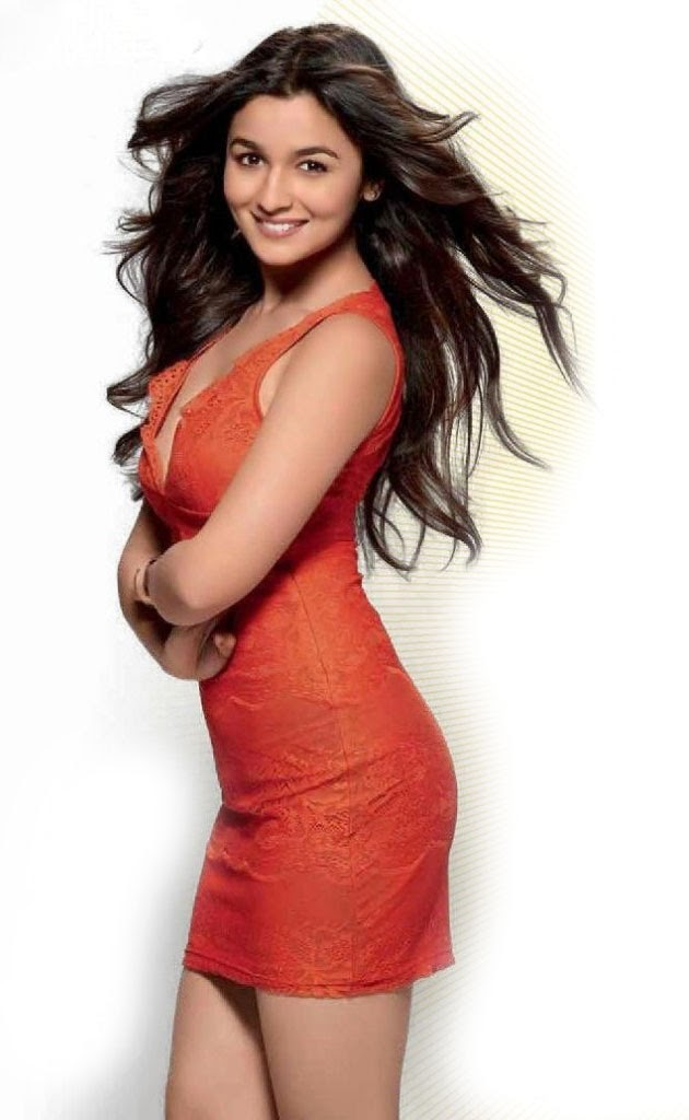 Alia Bhatt Women's Health  Magazine 2013