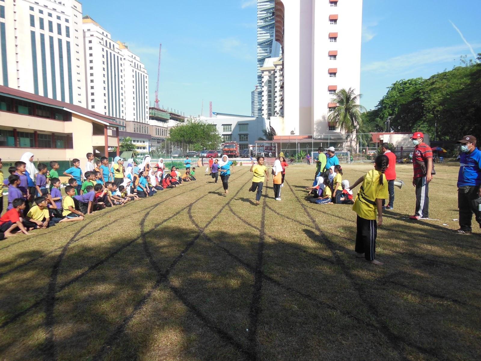 Pusat Sumber Sekolah Kebangsaan Bangsar Pra Hari Sukan