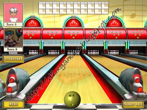 Free Download Games - Way To Go Bowling