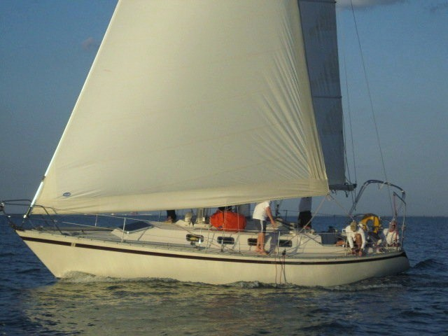 CS (Canadian Sailcraft) is a boat that, being from the South Texas area, ...