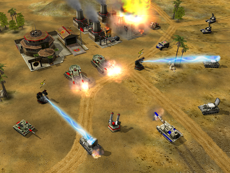 command and conquer zero hour free  full version