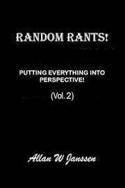 RANDOM RANTS!