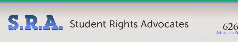 Student Rights Advocates. Get The Help You Need