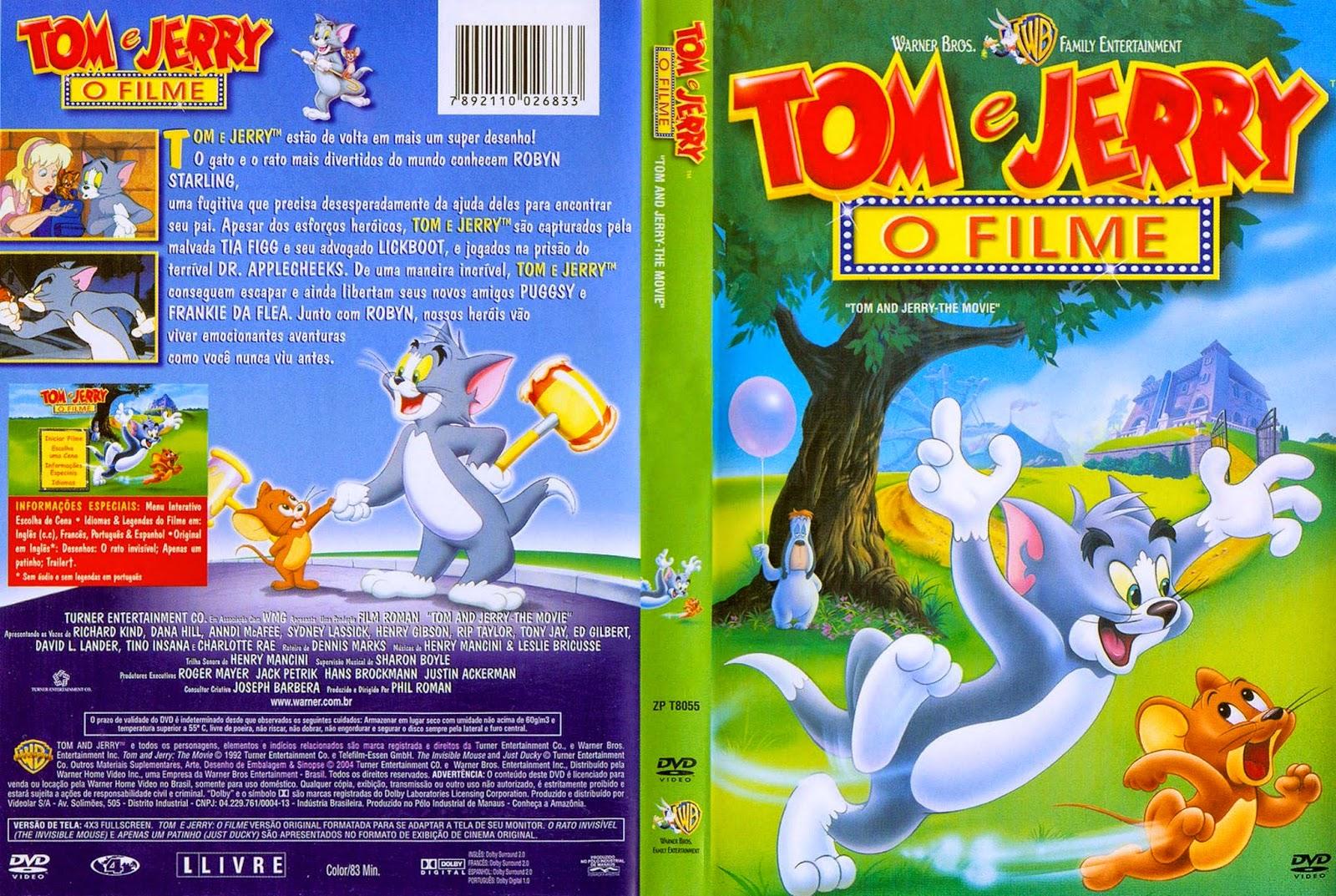 Ti Programas Tom Jerry O Filme Avi Dublado