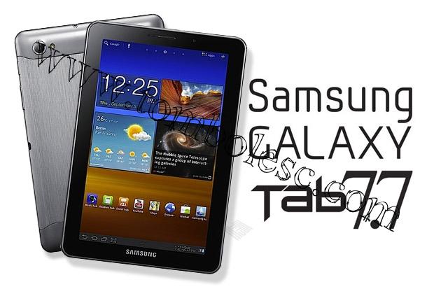 Info Teknologi Terbaru Review Samsung Galaxy Tab 77 GT P6800