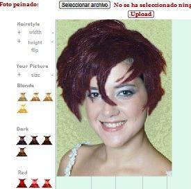 Peinados Virtuales Gratis - HappyHair maquillaje y peinados virtuales (juego de