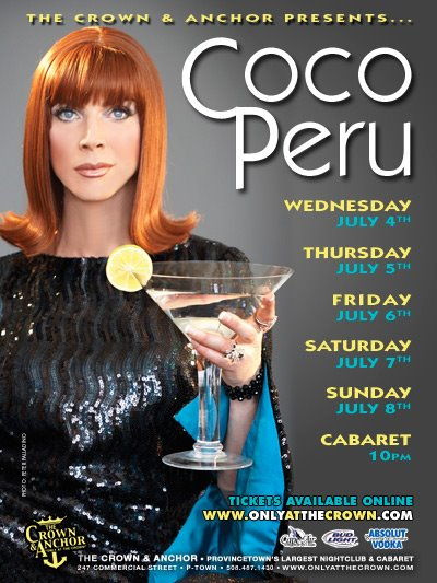 Another kind of Hot Coco- Coco Peru July 4th Week @OnlyAtTheCrown
