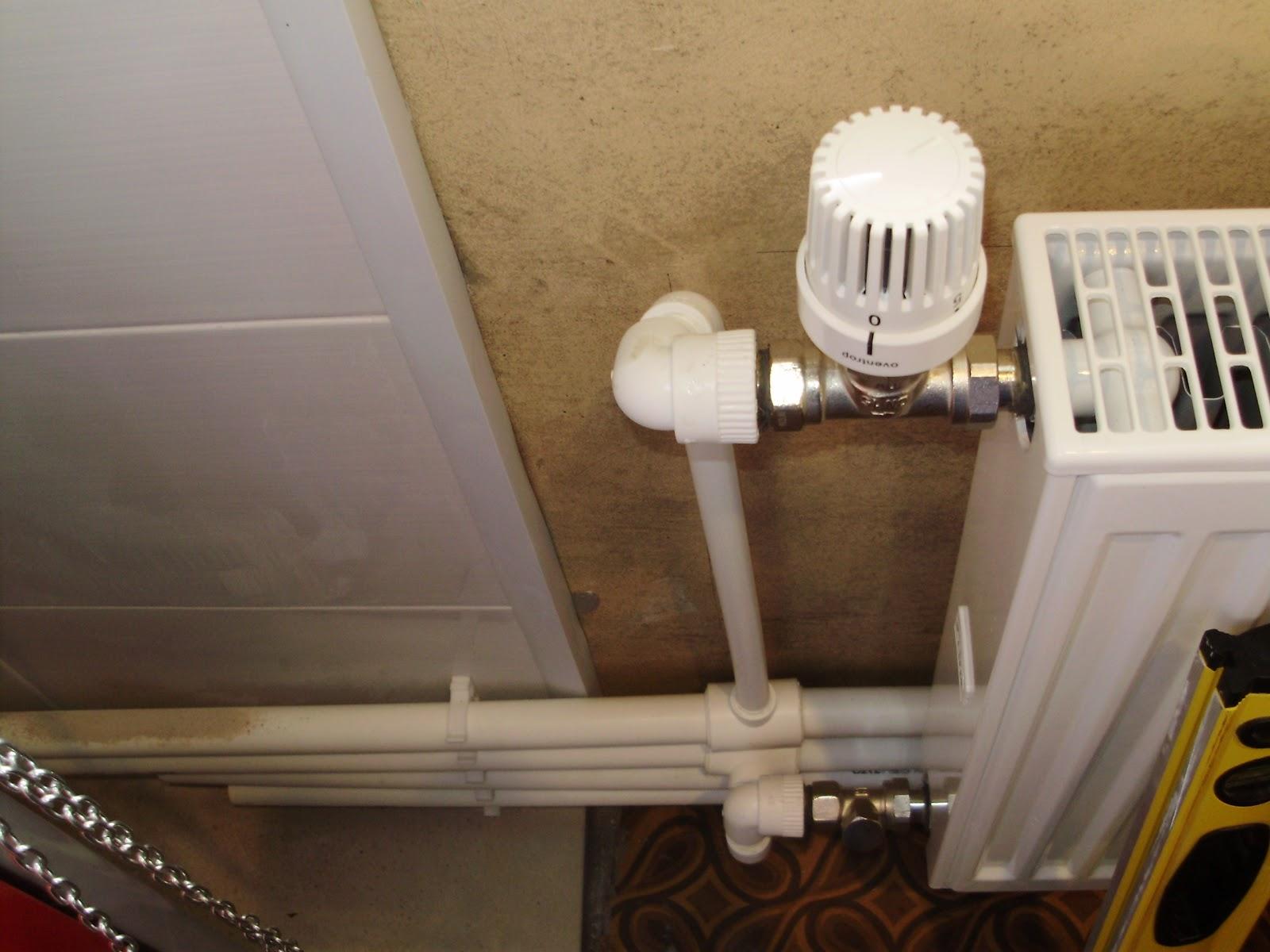 Терморегулятор для батарей отопления