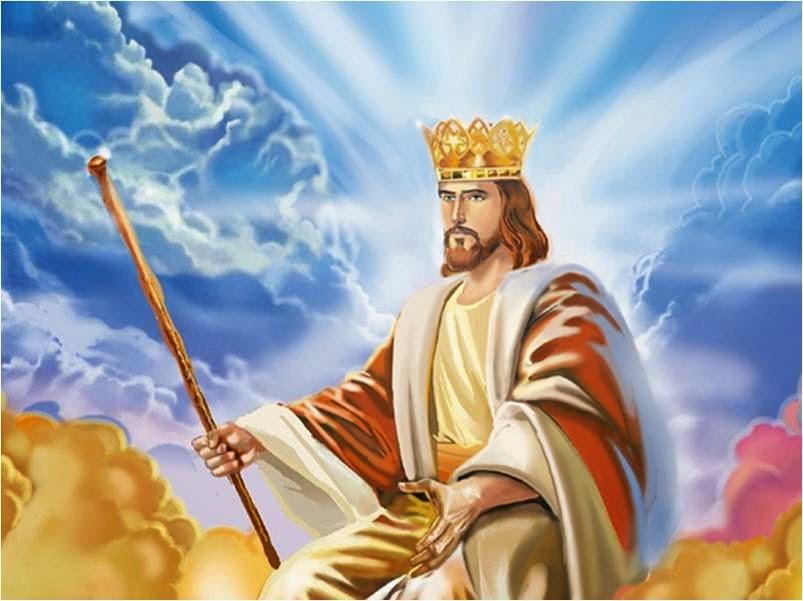 """""""Ele é o Senhor, Sua verdade vai sempre reinar"""