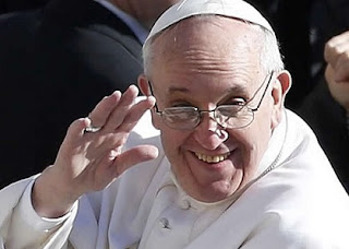 Historic moment as Pope says of gay community