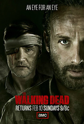 AMC, Walking Dead, Andréa, Rick Grimes, comics, Carl, TV show, Michonne, Tyrese, Robert Kirkman, Glen Mazzara, The Walking Dead, poster, trailer, teaser, season 3, critique, test, saison 3, Gouverneur, David Morrissey, Governor, Merle