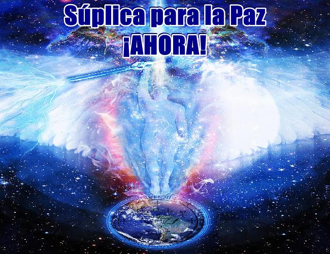 Yo, el Arcángel Miguel invito a todos los Seres de Gaia a cocrear AHORA en Unidad junto Conmigo, la Paz en la Tierra en el Día de San Valentín, el próximo 14 de febrero de 2015.