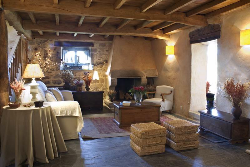 Turismo galego turismo rural en galicia - Casa y campo decoracion ...