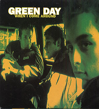 Green Day When I Come Around Chord Guitar