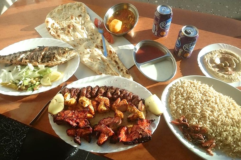 Hungry hoss my top ten restaurants in manchester hungryhoss for Afghan cuisine manchester
