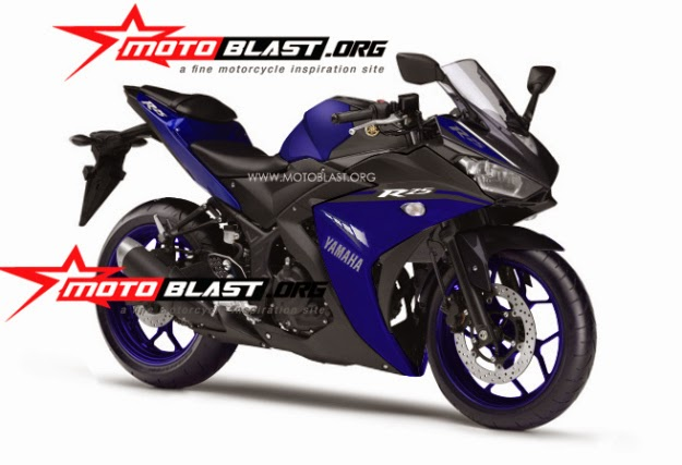 Modifikasi Yamaha YZF R25