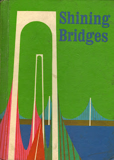 Shining Bridges vintage book cover
