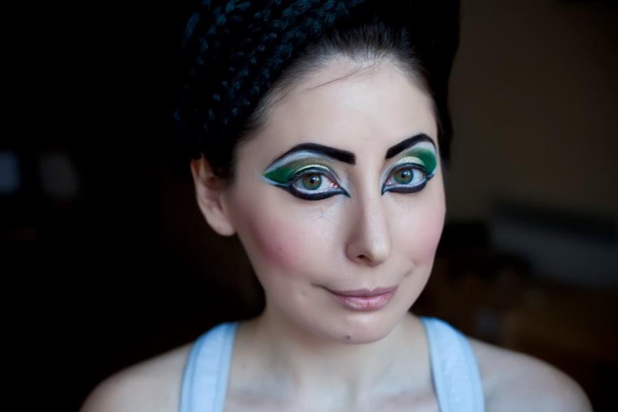 Wedding Makeup Tutorial Asian : Galina Thomas: Asian Bridal Makeup Tutorial (Part I)