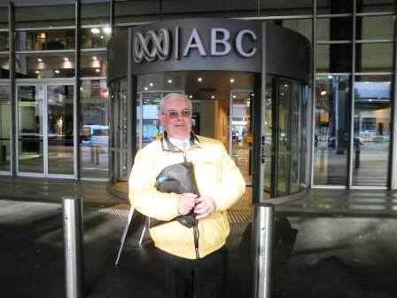 Anthony Craig on ABC Radio Brisbane