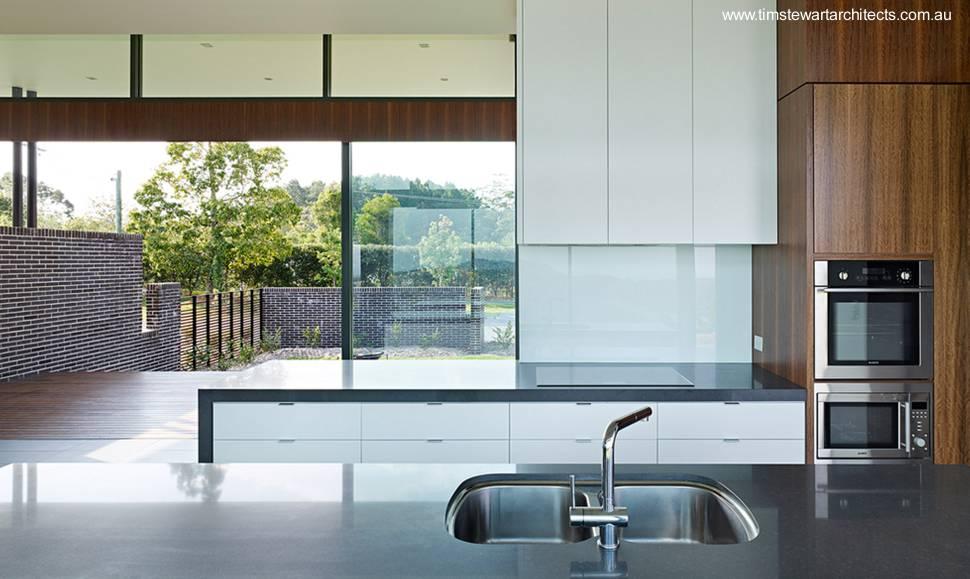 Arquitectura de Casas: Casa de campo contemporánea australiana.