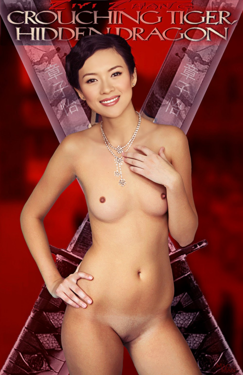 free nude asian actress