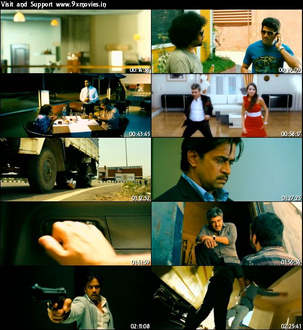 Mankatha 2011 Dual Audio Hindi 720p BluRay