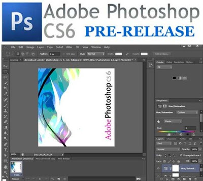Adobe photoshop cs6 v13.0 pre release with keygen full version free