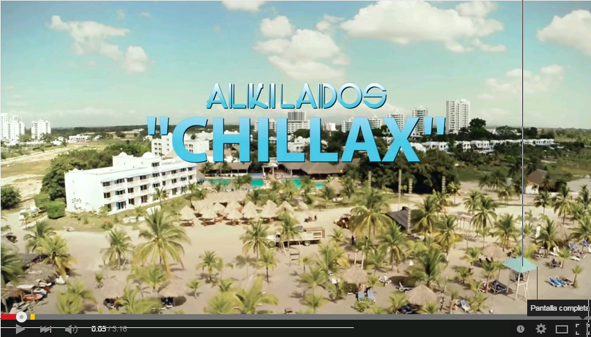 Chillax  Alkilados