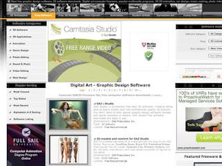 met art gallery freeware