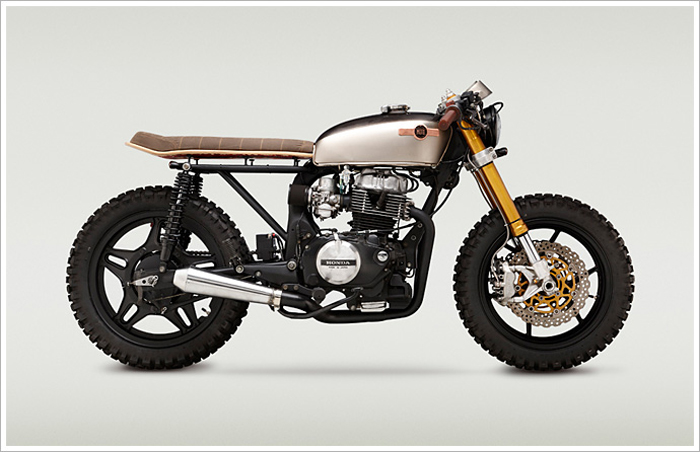 We Are Big Fans Of Classified Moto Around Here And Love The Look Their Latest Build Shown CB450 Was A Commission For Customer Out Brooklyn