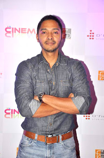 Shreyas Talpade at Unveil of  'Its Only Cinema' magazine