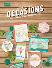 2017 Occasions Mini Catalog