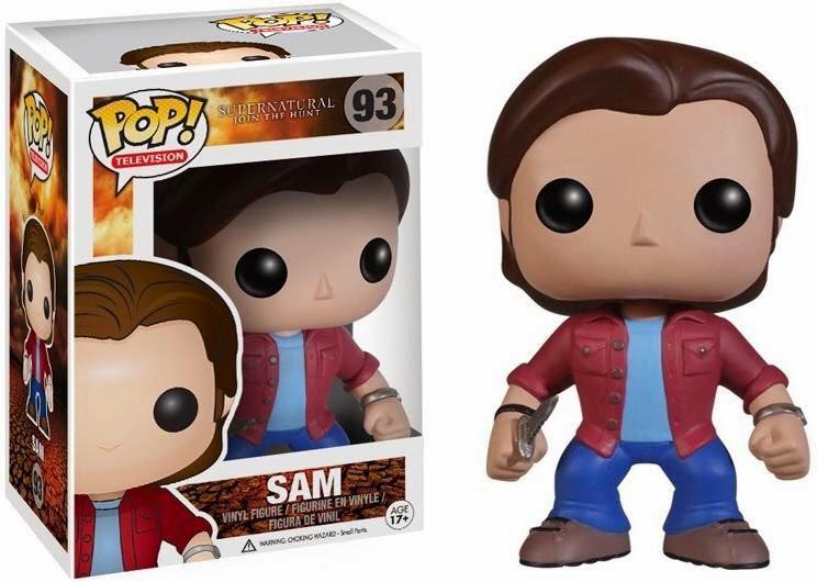 Funko Pop! Sam Supernatural