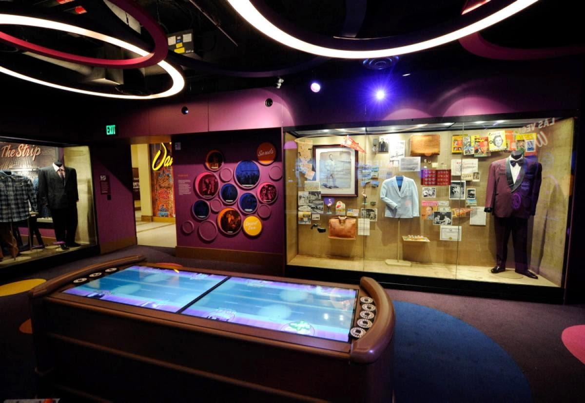 MOB Museum em Las Vegas
