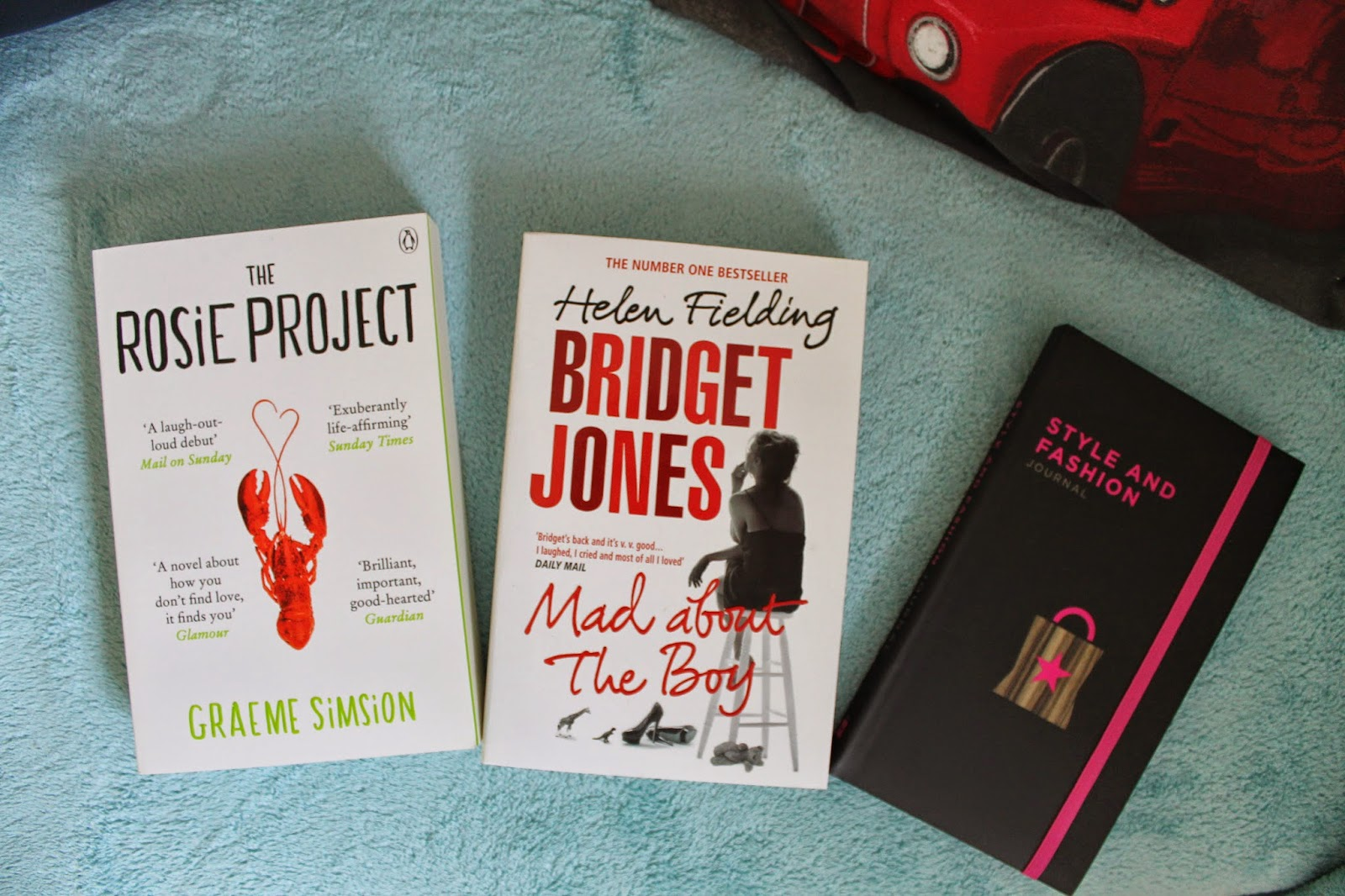 July Fashion, Beauty and Lifestyle Haul Books