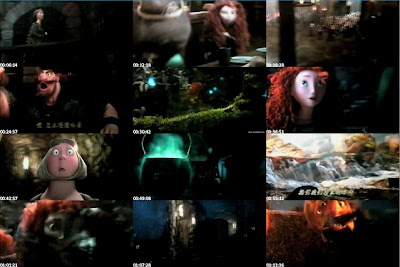 Brave (2012) CAM READNFO 400MB Mediafire