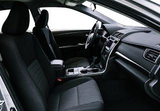 2016 Toyota Camry LE Specs Canada and Australia Interior