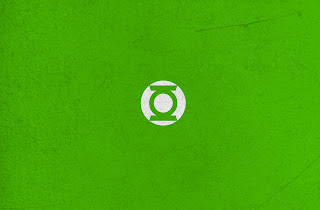 Green Lantern Logo Simple HD Wallpaper