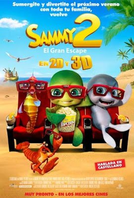 Sammy 2: El gran escape (2012)