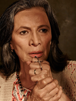 Patricia Reyes Spíndola como Griselda Salazar