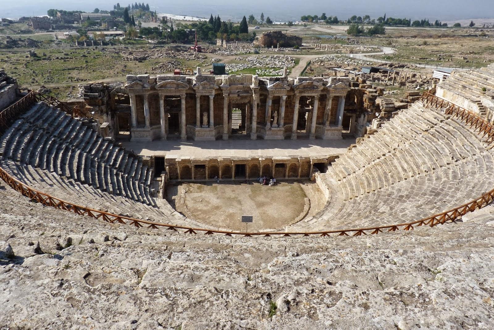 Hierapolis*Pamukkale