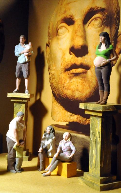 Foto-Escultura 3d-u ThreeDee-You – Te Mereces Un Monumento