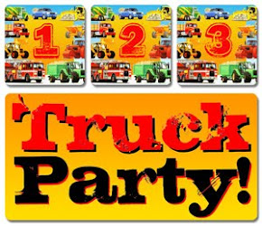 Truck Birthday Parties for Kids!