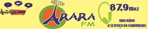 Rádio Arara FM 87,9