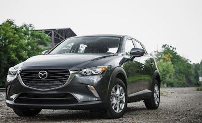 2016 Mazda CX-3 Release Date