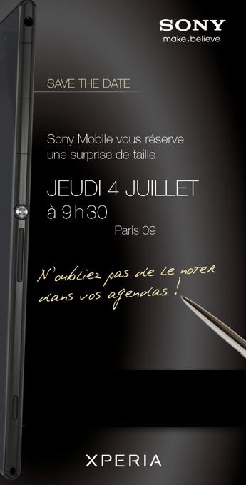 France Press Invitation