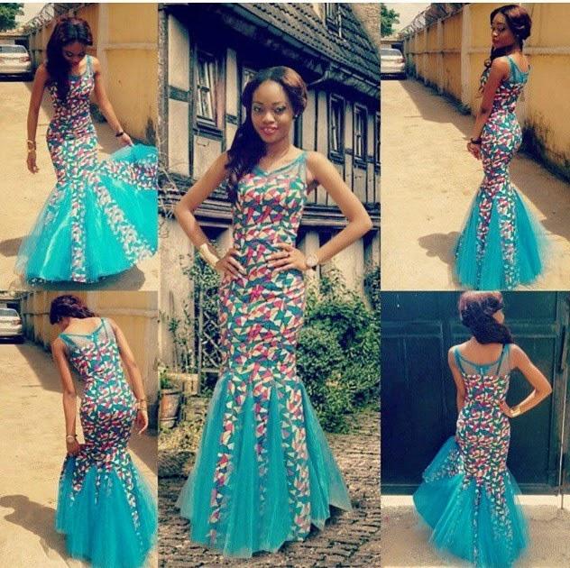 ankara gowns   beautiful stylish long ankara gowns for