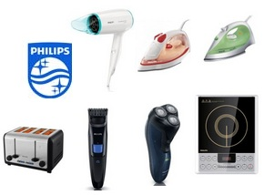 Hot Deals on Philips Appliances